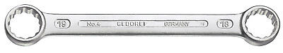 Gedore 6053870 Flat ring spanner 12x13 mm