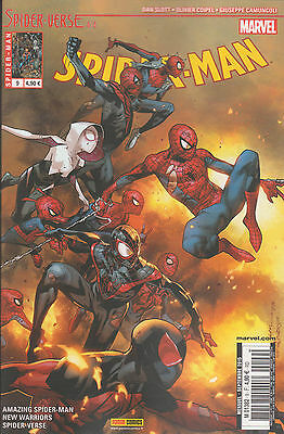 SPIDER-MAN N° 9 Marvel France 5EME Série Panini COMICS