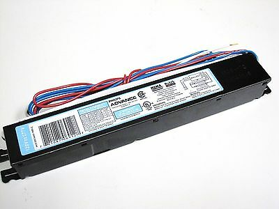 PHILIPS ADVANCE ICN-2P32-N Electronic Ballast,T8 Lamps,120/277V - NEW