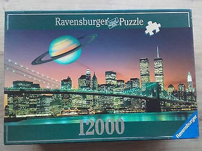 Puzzle 12000 Ravensburger 178315 New York Sealed Bags