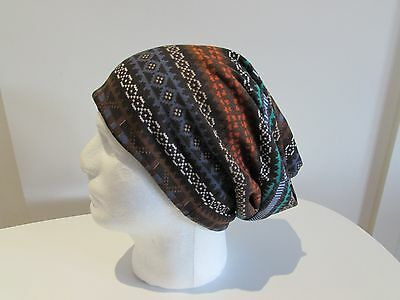 Head/Face/Mask/Neck Multi-Scarf tube Bandana cotton