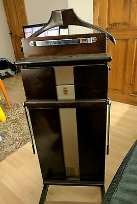 corby trouser press NOT ELECTRIC .