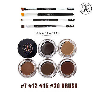 Anastasia Beverly Hills Dipbrow Pomade Makeup Dip Brow Pomade and Makeup Brush