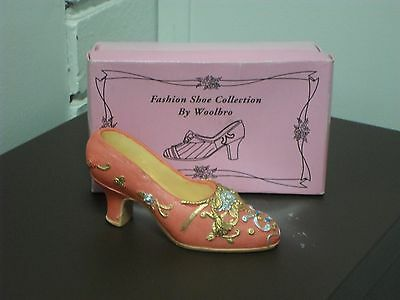 collectable fashion shoe by woolbro