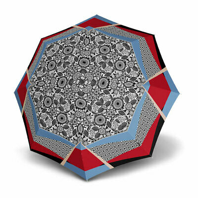Umbrella by Knirps - T.200 Duomatic Mexico Fire (UV Protected)