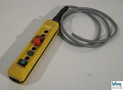 Hand - Pendant - Control unit - Hanging switch - equipped - XAC A08