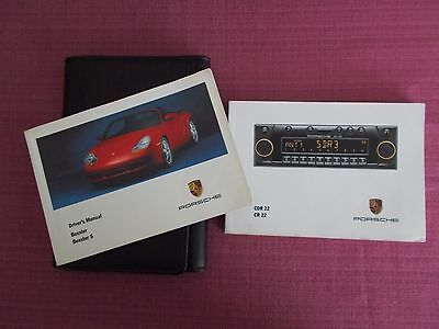 Porsche Boxster & Boxster S (1999 - 2003) Owners Manual - Handbook - Guide.po 29