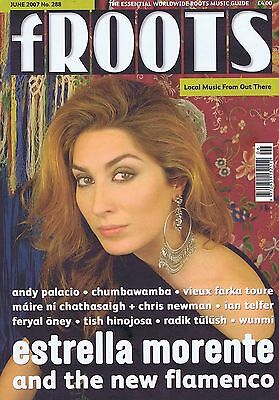 ESTRELLA MORENTE / ANDY PALACIO / CHUMBAWAMBA Folk Roots no. 288 Jun 2007
