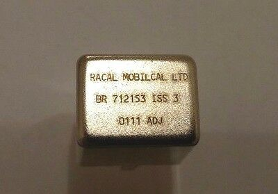 Br712153 Issue 3 Band Pass Filter. Racal. New.