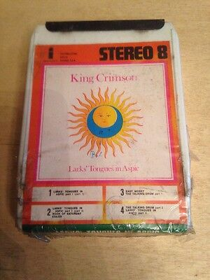 King Crimson - Larks Tongues In Aspic Stereo 8 Sigillata Sealed Ils819230