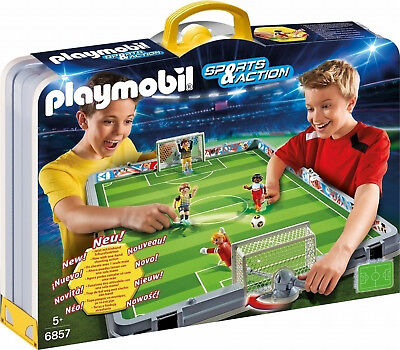 Playmobil Sport and Action 6857 Take Along Football Match