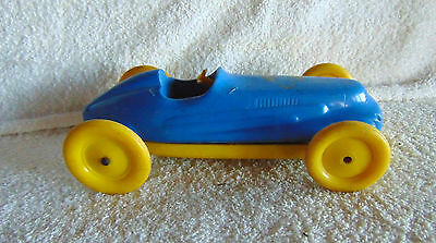 Vintage   Wind Up Race Car - Reliable Toys Canada, 1950's