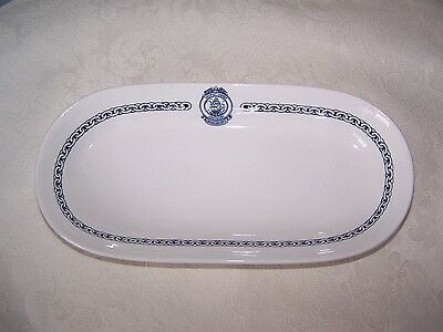 H.m.s. Victory Lord Nelson Hotel Ware Halifax Condiment Dish / Celery Tray