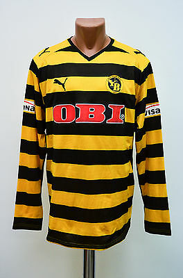 Bsc Young Boys Switzerland 2008/2009 Home Football Shirt Jersey Puma