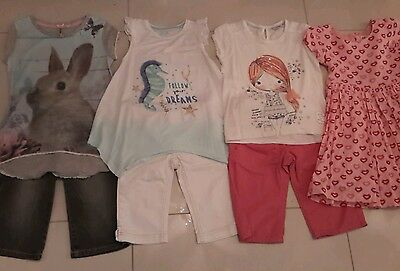 5/6 Years Girls Summer Clothes Bundle