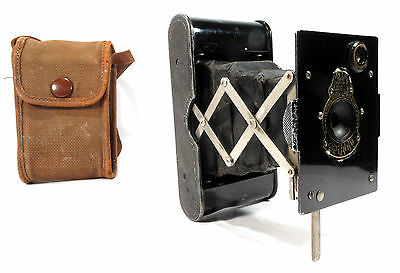 Kodak Vest Pocket Folding Roll Film Camera from 1910s -Working and Clean
