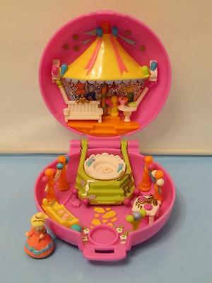 Vintage Bluebird Polly Pocket '97 - Carnival Parade Complete