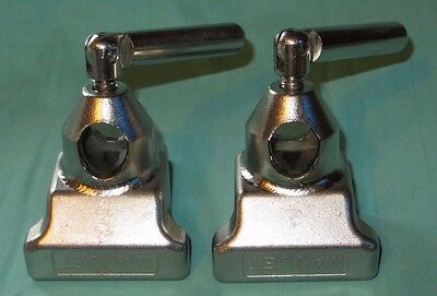 Maquet Operating Table Attachment Clamps. (Pair of )