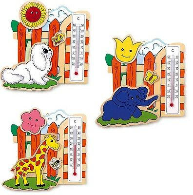 Kinder Thermometer Tiere