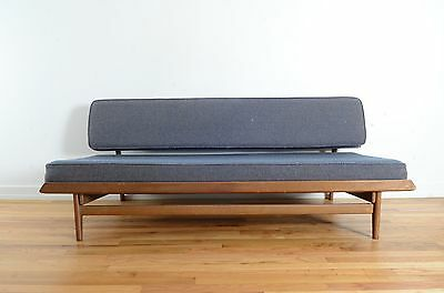Mid Century Modern Danish Couch Day Bed