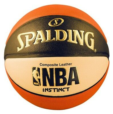 Spalding Men's NBA Instinct Basketball Size 7 - 29.5-Inch INFLATED