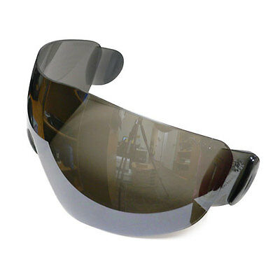 New Save Phace SUM Sport Goggles Mask Anti-Fog Replacement Lens - Mirrored Smoke