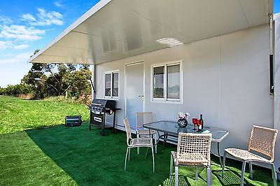 Transportable Furnished Studio Cabin, With Kitchen/bathroom & Air Conditioning