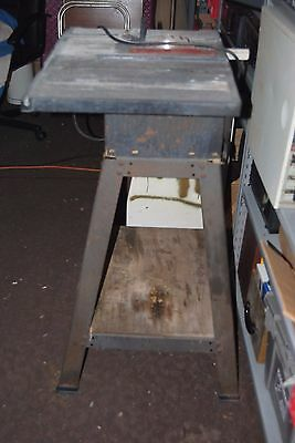 Sears 8 inch direct drive table saw