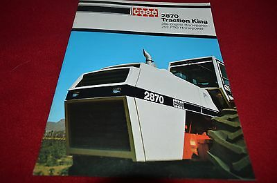 Case 2870 Tractor Dealers Brochure YABE11 VER90