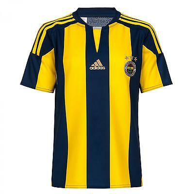 adidas children's Fenerbahce Istanbul Home Tricot Jersey 2015/16