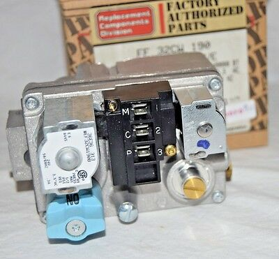 Bryant / Carrier EF 32CW 190 Combination Gas Valve Single Stage