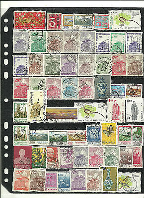 stamps, asia, china great lot, used as scan,#E
