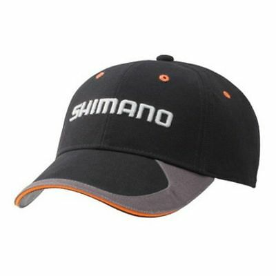 @JDM@ Shimano High Quality Fishing Cap CA-071M Black Free size