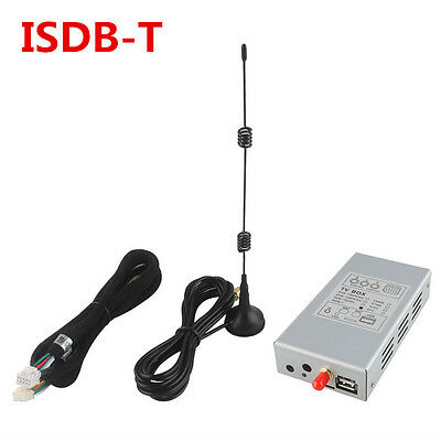ISDB-T Digital TV Box Antenna for Ownice Car DVD Player For Brazil Japan Chile