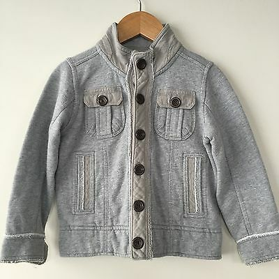 Country Road Kids Boys Grey Jacket Size 3