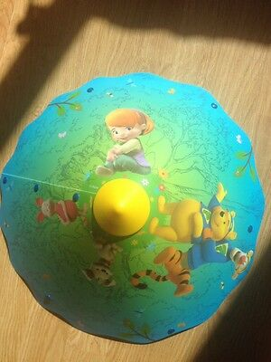 Disney Winnie The Pooh Light Shade. Collect Weston Super Mare Or Leicester