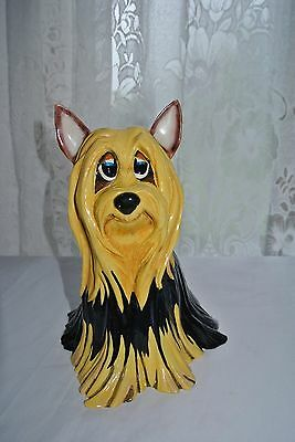 Yorkshire Terrier - Pets with Personality Collectible Dog Figurine