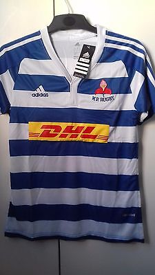 Western Province South Africa Rugby Mens Home Jersey 2015 Size S/M