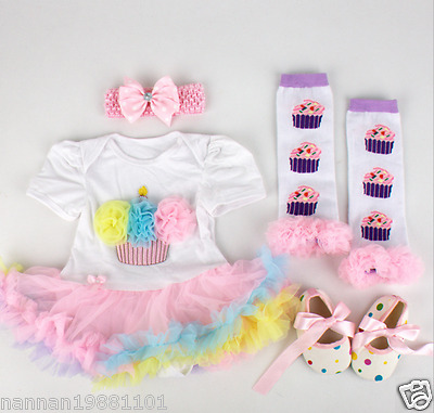 "Exclusive Simulation  22"" Doll Clothing Handmade Reborn baby doll Skirt gifts"