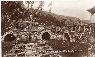 St Fin Barres Shrine Gougane Barra Co Cork