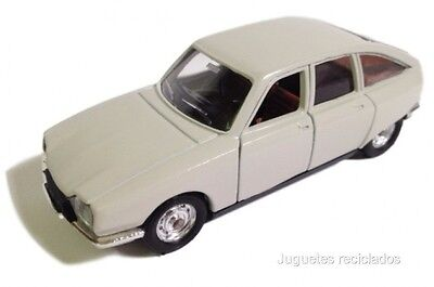 1/43 Citroen Gs Solido Made In France Diecast