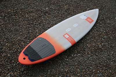 North Kontact 5'10 Kitesurf Kite Surfboard New Kiteboard Board Surf