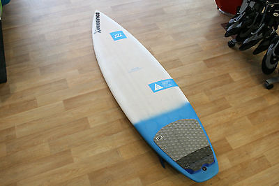 North Pro Surf Kiteboard Kitesurfing Surfboard 6'2  X 18 5/8 Strapless