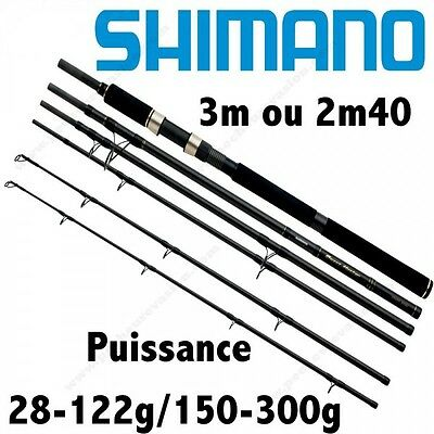 Canne De Voyage Shimano Beastmaster Shore Boat Stc Twin Tip