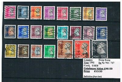 GB Stamps - Empire/Commonwealth - Ceylon,  Hong Kong