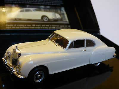 Official Bentley R- Type Continental 1:43 Minichaps Model Boxed