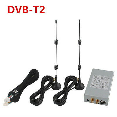 DVB-T2 Digital TV Box Antenna Ownice Car DVD Player For Russia Thailand Malaysia