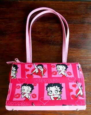 King Features Pink Betty Boop Purse Handbag from 2005