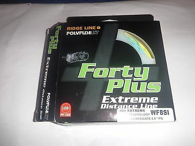 Airflo 40+ Extreme Distance #8 slow intermediate fly line