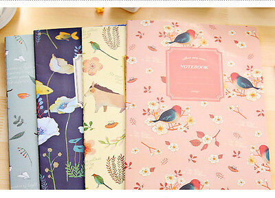 Cute Animals Pattern Mini Notebooks Small Notepads Notes Pad Pocket Memo Pads